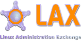 LogoLAX -  linux administration exchange